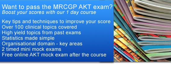 MRCGP AKT Course